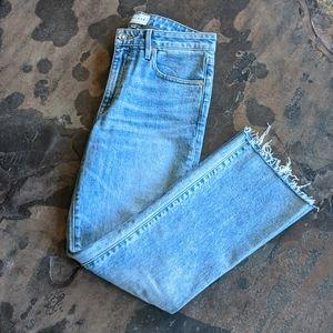 Slvrlake Sara Slim Boot-Cut Jeans